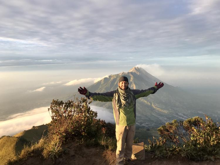 Mount Merbabu Daylight Hike